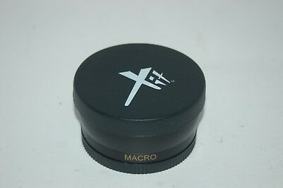 MACRO  XIT PRO Series 0.43 High Definition AF Wide Angle Lens 58mm
