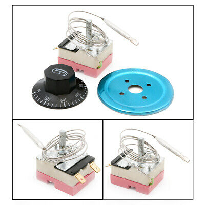 Dial Thermostat Temperature Control Switch For Electric Oven AC 220V 16A 50-300℃