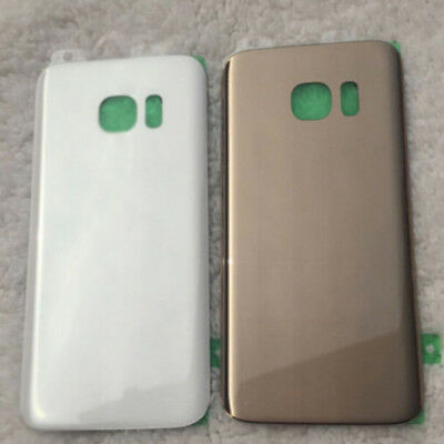 Glass rear replacement battery back door cover for samsung galaxy S7 S7edge JH