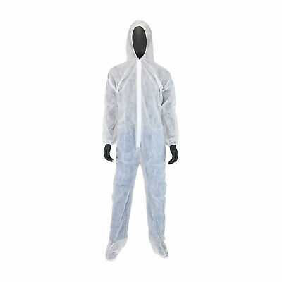 Microporous Coverall Hood & Boot