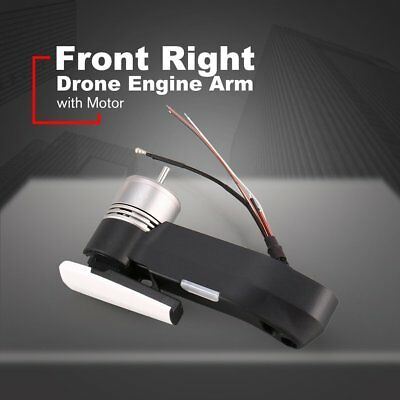 Front Right/Left Drone Engine Arm with Motor Flame Body Shell for DJI Mavic AiGH