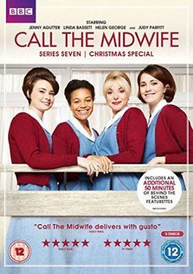 Call The Midwife Series Seven (UK IMPORT) DVD [REGION 2] NEW