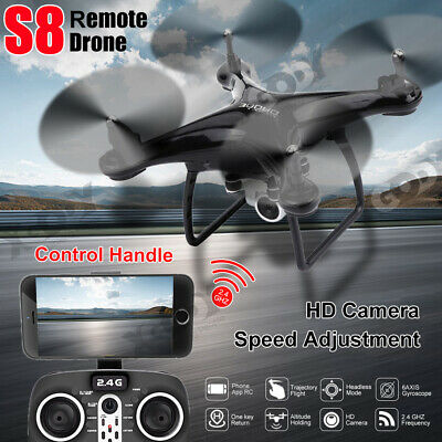 2.4G 4CH 6-Axis Gyro Hovering RC Quadcopter Drone with HD WIFI Camera FPV Drone