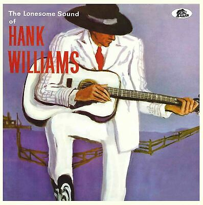 Hank Williams - The Lonesome Sound (LP, 10inch) - Vinyl Country