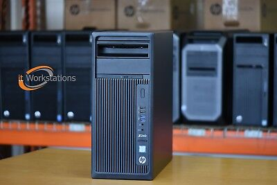 NEW HP WORKSTATION Z240 Tower Xeon E3-1245V6 3 70GHz 16GB