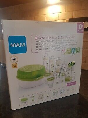 Mam Breast Feed & Sterile Kit