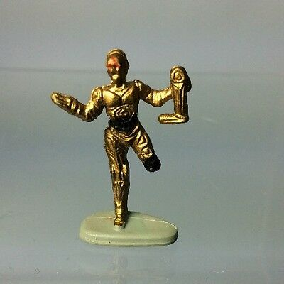 Star Wars C-3PO Battle Damage Micro Machine Galoob C3PO Bespin C3 P0 Android AM