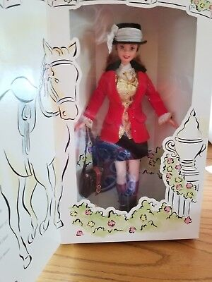 Winner's Circle Barbie Speigel Limited Edition 1996 Nib Beautiful Doll!!!