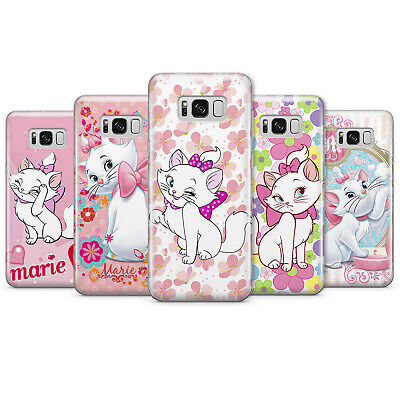 Marie Aristocats Kitten Disney Phone Case Cover For Samsung A6 A8 J6 S8 S9 S10