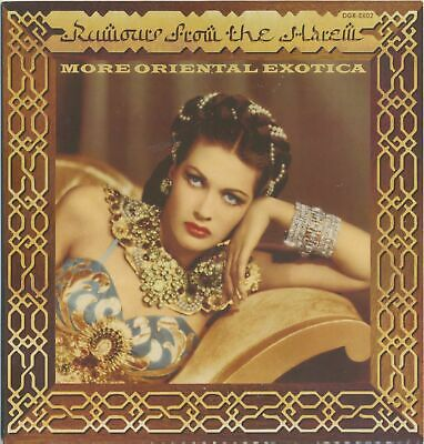 Various - Rumours From The Harem - More Oriental Exotica (LP, 10inch) - Vinyl...