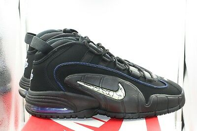 NIKE AIR MAX Penny 1 All Star DS Sz 11 Black Royal Blue