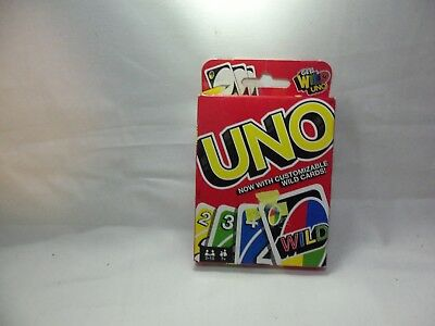 UNO Get Wild Card Game (New)