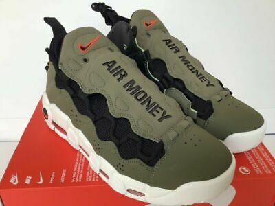reputable site fbae6 7394d Nike Air Max More Money Gr 44 OLive Neu High Sneaker 97 95 90 BW