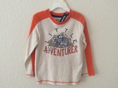 New with tags, Old Navy boy's t-shirt, size 4T