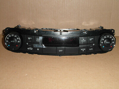 New Mercedes E Class 211 A/C Heater Climate Control Panel Air Conditioning Panel