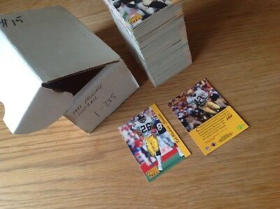 Complete Set Pro Line 1993 NFL American Football TRADING CARDS