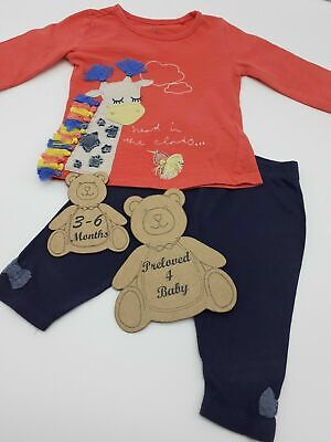 3 - 6 Months Old - Baby Girl Clothes - Multi Listing - Build Your Own Bundle (1)