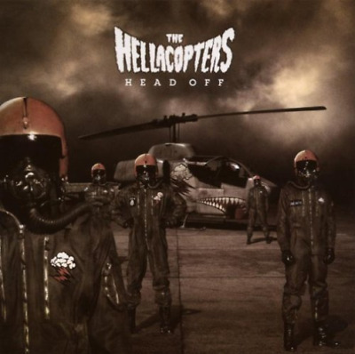 The Hellacopters-Head Off (US IMPORT) CD NEW