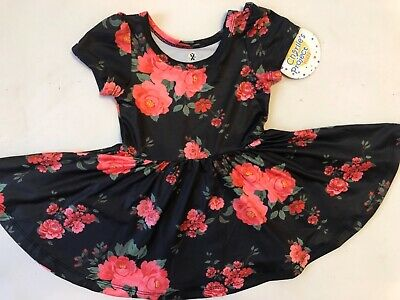 Beautiful Charlie's Project Floral Dress NWT *6/12 months*