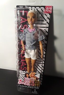 Barbie Fashionistas Doll Chic in Chambray #82