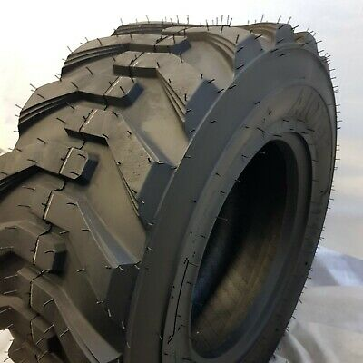 10X16.5 (1-Tire) 12 Ply Skid Steer 10-16.5 Road Warrior Sks Tires 10165