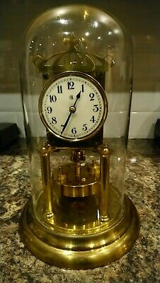 German Torsion Clock For Restoration
