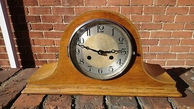 Haller 8 Day Striking Napolean Hat Clock G. W. O