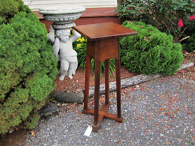 Antique Stickley Brothers Stand  inv5329
