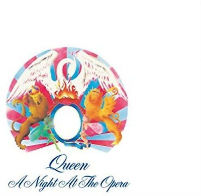 Queen-Night At The Opera (Ltd) (Hqcd) (Reis) (Jpn) (Us Import) Cd New