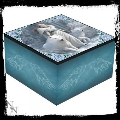 Winter Guardians Mirror Box Anne Stokes