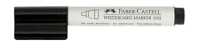 Faber-Castell Connectable Whiteboard Marker BLACK ***67-1592-99***