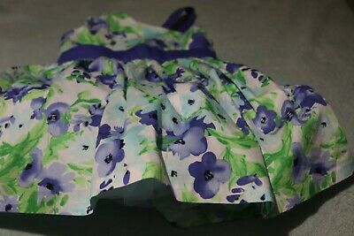 NWT Gymboree Family Brunch T Shoulder Floral dress Wedding Easter Girls