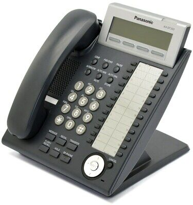 Panasonic KX-DT333-B Digital Display Speakerphone Grade A, Refurbished