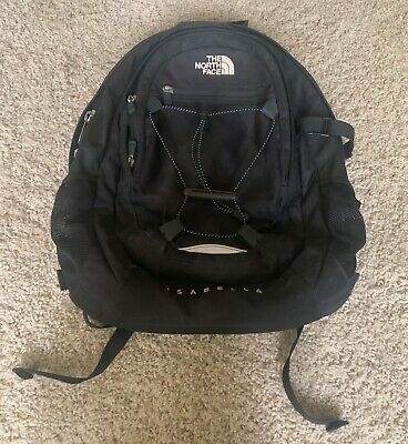 ce3c8113b THE NORTH FACE Isabella Backpack Black Outdoor Women's Pre-Owned