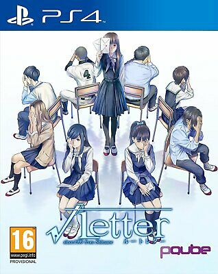 Root Letter PS4 | PlayStation 4 - New Game