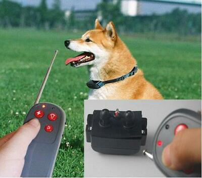 4 IN 1 training collar Remote Pet Training Vibra & Electric Shock CE Dog XI