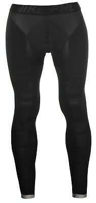 ac72a42ad694c NIKE PRO HYPERRECOVERY Compression Tights Black 812988 010 Men's Large New