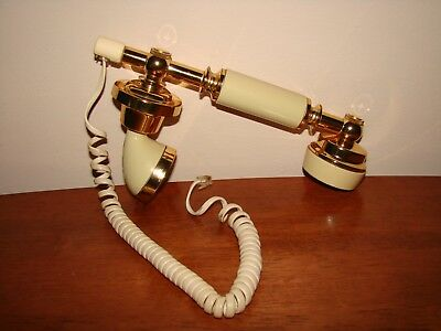 Handset/Receiver Replacement Part For Deco-Tel French Style Telephone