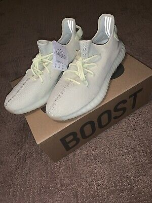 bc8230a9424 Adidas YEEZY Boost 350 v2 Butter Size 14 Mens New with box 100% Authentic