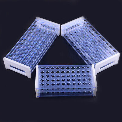 3 Layers Plastic Test Lab Tube Rack Holder Centrifugal Pipe Stand for 13/16/18mm