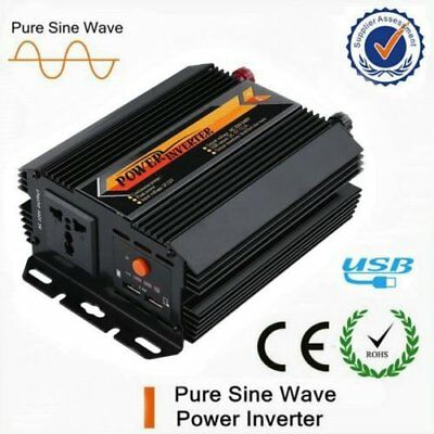 T8093 800W 1000W Modified Sine Wave Solar Power Inverter High EfficiencyF1 CZ