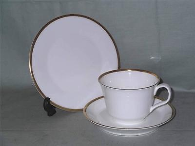 Minton Horizon Bone China Trio Tea Cup Saucer & Side Plate  H5252 (#1)