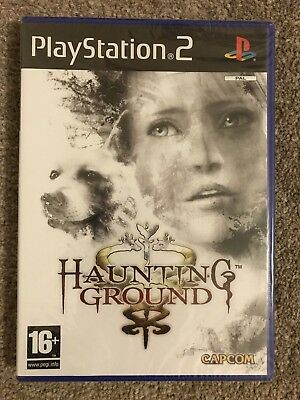 PlayStation 2 Game - Haunting Ground (Mint Factory Sealed Condition) UK PAL PS2