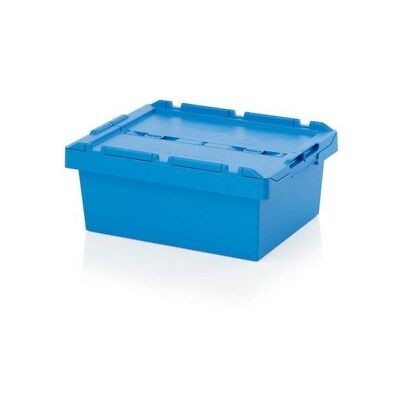 Reusable Containers 60x40x24 Storage Box Stacking Crates Campingbox Camping Box