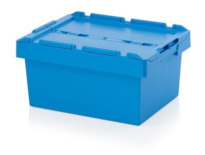 Reusable Containers 60x40x29 Storage Box Stacking Crates Campingbox Camping Box