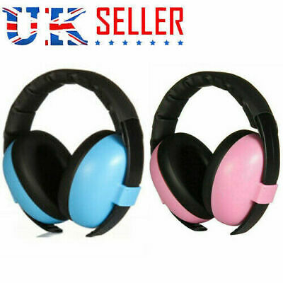 Headset Ear Noise Cancelling Baby Earmuff Toddler Hearing Noise Protection NEW