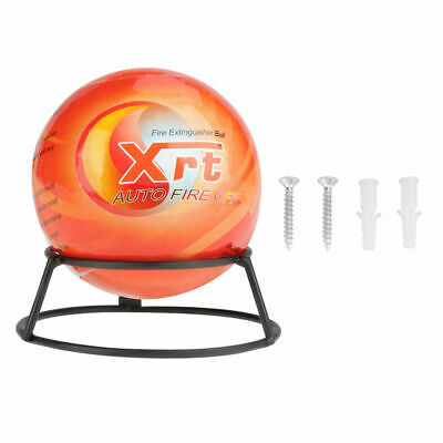 Fire Extinguisher Ball Throw Stop Loss Tools Safety 0.5kg/1.3kg Orange Screw