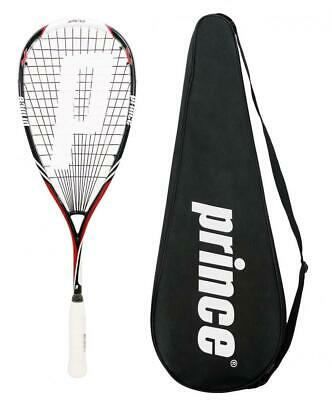 Prince Pro Airstick Lite 550 Squash Racket + Cover RRP £160