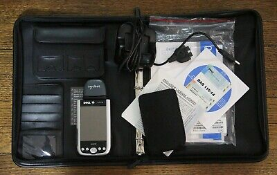 Book Scouting Dell Axim X50 CFSC Laser Scanner Dock Manual Carry Case