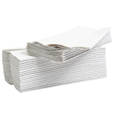 2work Flushable C-fold Hand Towel Embossed 2-ply White 96 Sheets Pk 24 2W00270